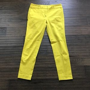 Stretch Cropped Trouser